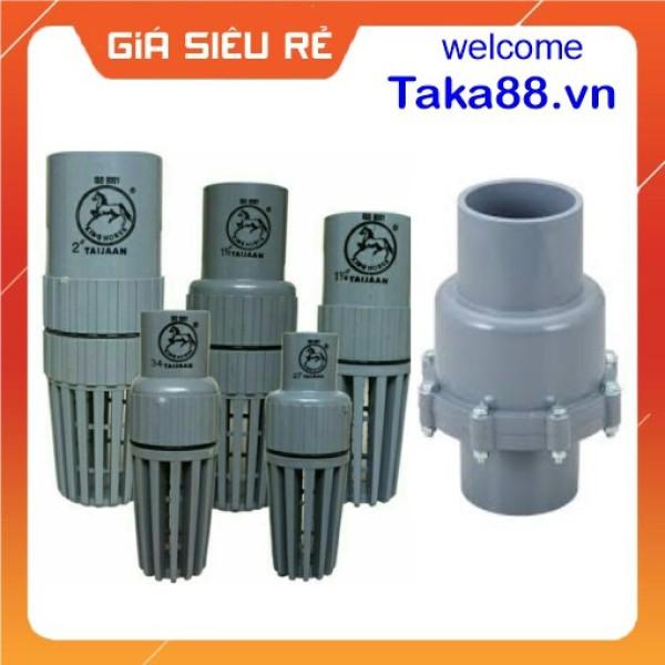 Lúp bê, chõ bơm PVC, luppe bơm nước Taijaan phi 21, 27, 34,42,48