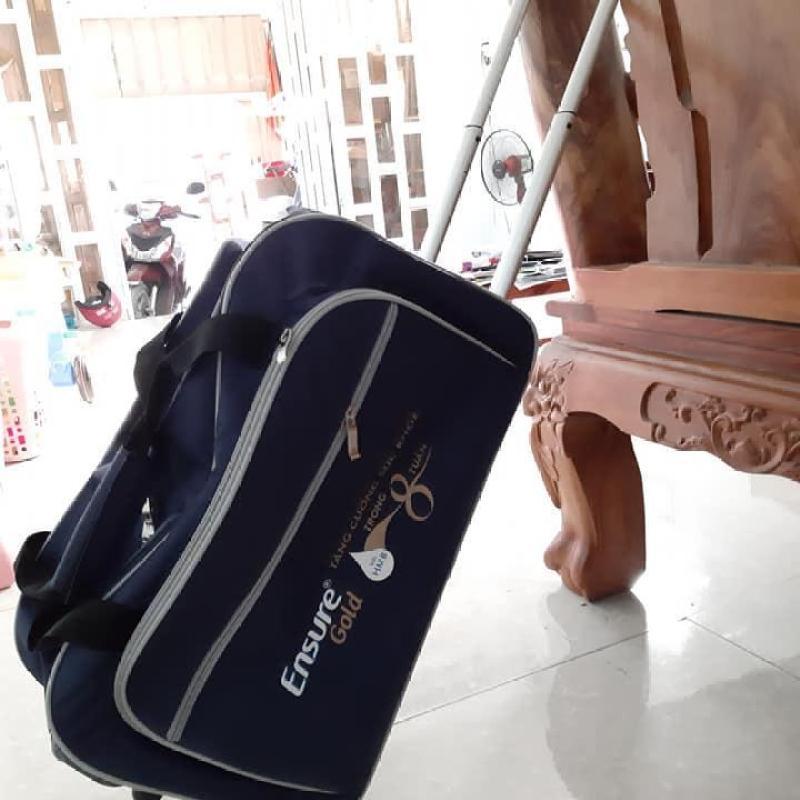 Túi xách kéo du lịch - hàng khuyến mãi ensure