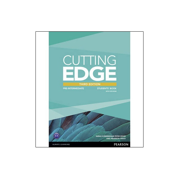 Fahasa - Cutting Edge Pre-intermediate Students' Book and DVD Pack
