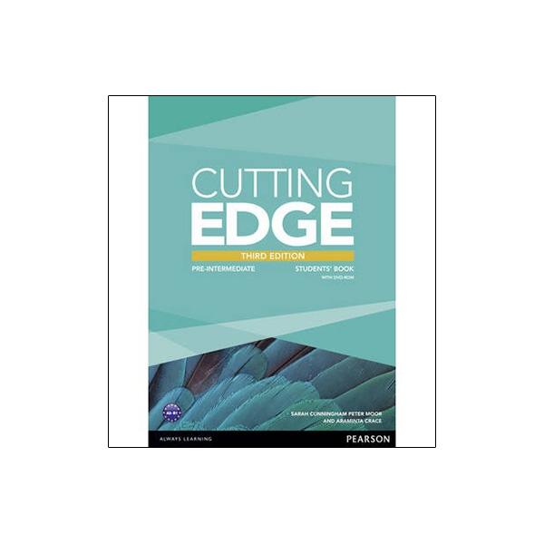 Fahasa - Cutting Edge Pre-intermediate Students' Book and DVD Pack