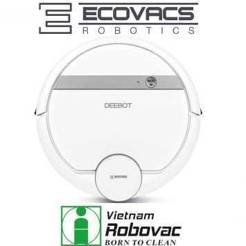 ECOVACS Máy robot hút bụi lau nhà DEEBOT 900 ROBOT VACUUM CLEANER