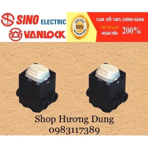 Bảng giá Hạt Công Tắc 2 Cực 20A Sino Vanlock (Hạt Bình Nóng Lạnh, Điều Hòa) - Hàng Chính Hãng.