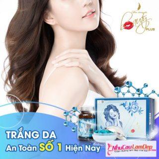 Viên Uống Trắng Da, Mờ Nám Beauty Plus Ngọc Trinh thumbnail