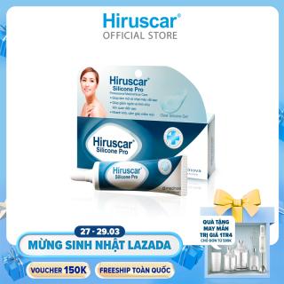 Gel xử lý sẹo mổ,sẹo to,sẹo lồi & phì đại Hiruscar Silicone Pro 10g thumbnail