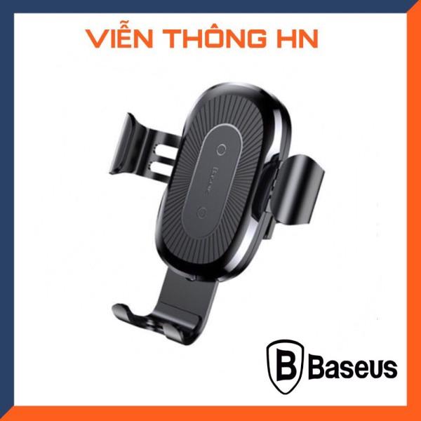 [Nhập ELAPR21 giảm 10% tối đa 200k đơn từ 99k]Giá đỡ điện thoại kiêm đế sạc không dây Baseus lv117 cho xe hơi ô tô