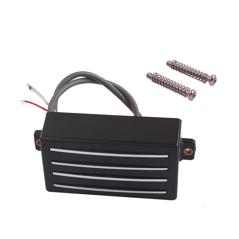 High Output Track Type Four-Track Acoustic Electric Guitar Pickup Humbucker Music Pickup