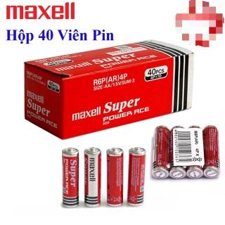 Pin tiểu Maxell AA ( 2A ) 20 viên 40 viên giá rẻ thumbnail