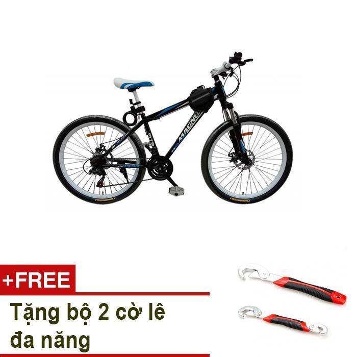 Mua Xe đạp thể thao MK Model A030 + Tặng bộ 2 cờ lê đa năng