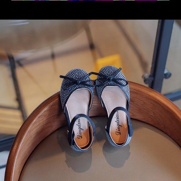 Sandal Bít Hậu Đính Đá giá rẻ