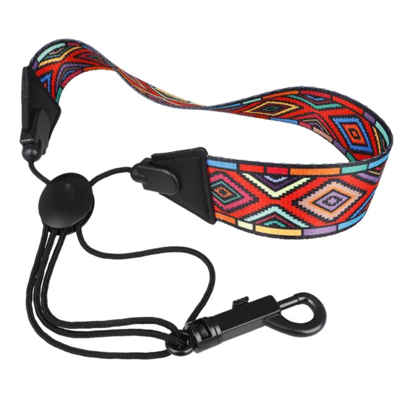 Saxophone Neck Strap with Snap Hook Sax Harness for Alto / Tenor / Soprano Sax Malaysia