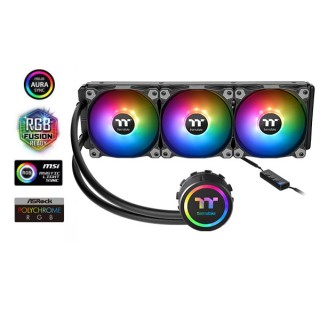 [Trả góp 0%]Tản nhiệt nước CPU Thermaltake AIO Water 3.0 360 ARGB Sync Edition (CL-W234-PL12SW-A) thumbnail