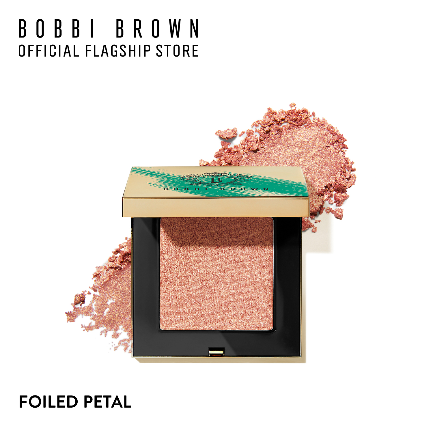 Phấn bắt sáng Bobbi Brown Luxe Gilded Highlighter