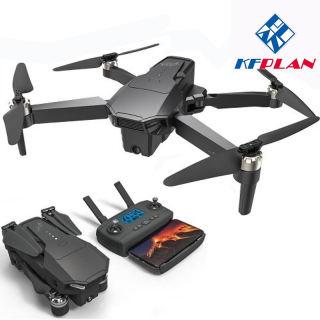 Flycam KF107 Cao Cấp Mới, Tích Hợp G.P.S/ Optical Flow. Camera 5G WIFI FPV 4K HD, Mô-tơ Không Chổi Than Mạnh Mẽ