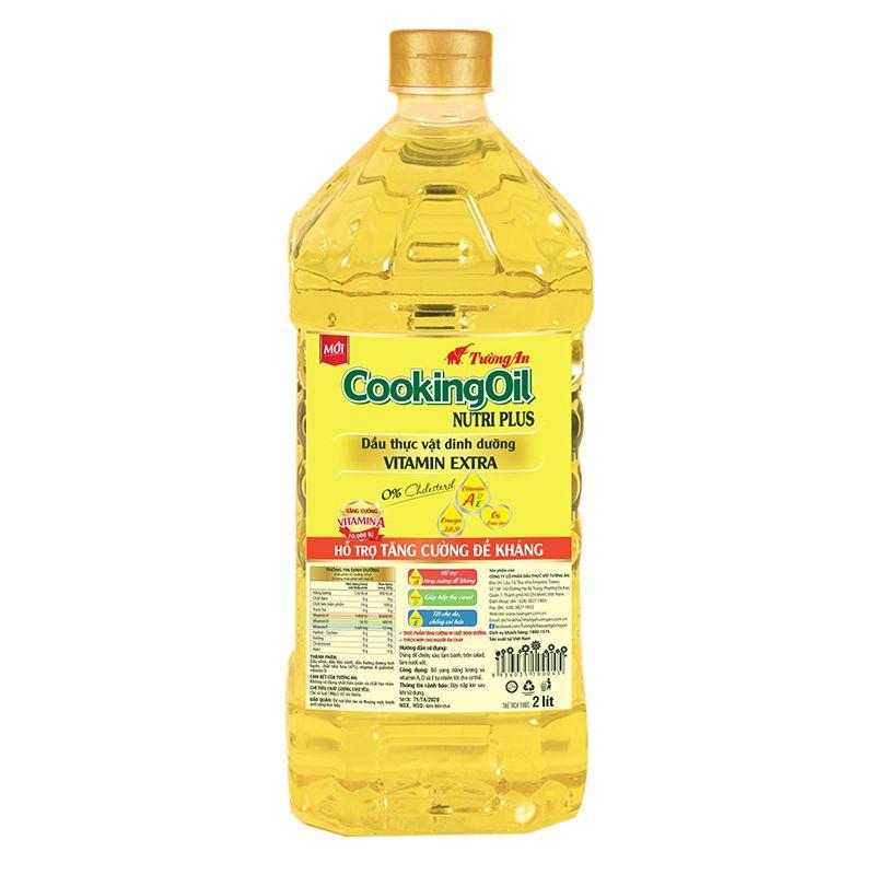 Dầu Ăn Tường An Cooking Oil 2L