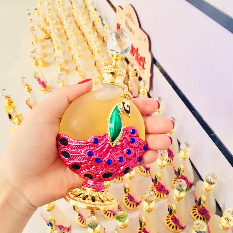 Tinh dầu nước hoa Dubai ( mẫu Công) - Mùi Hương cho nữ