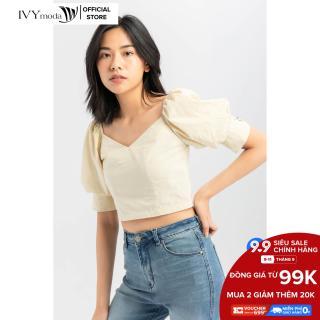 Áo sơ mi nữ IVY moda MS 16B8260 thumbnail