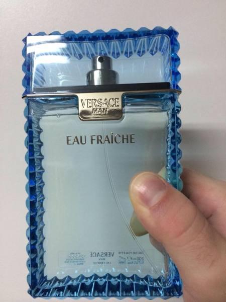 Nước hoa nam Versace Man Fraiche 100ml