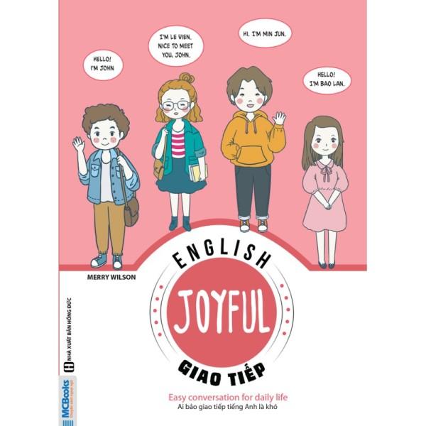 Sách - Joyful English - Giao Tiếp