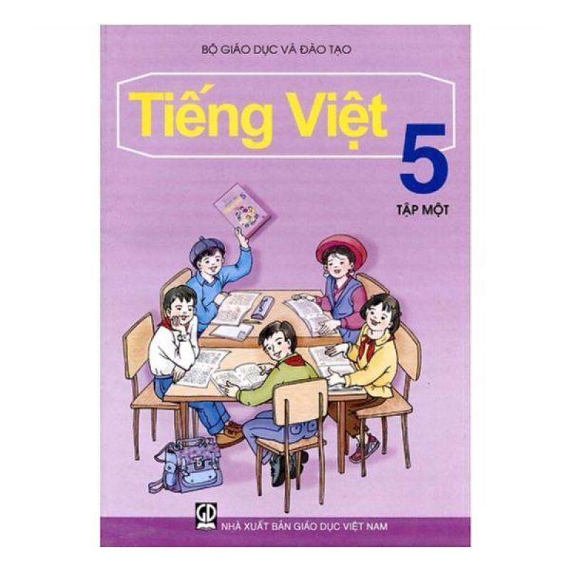 Mua Tiếng Việt Lớp 5 - Tập 1 (Tái Bản 2019) - 9786040136770