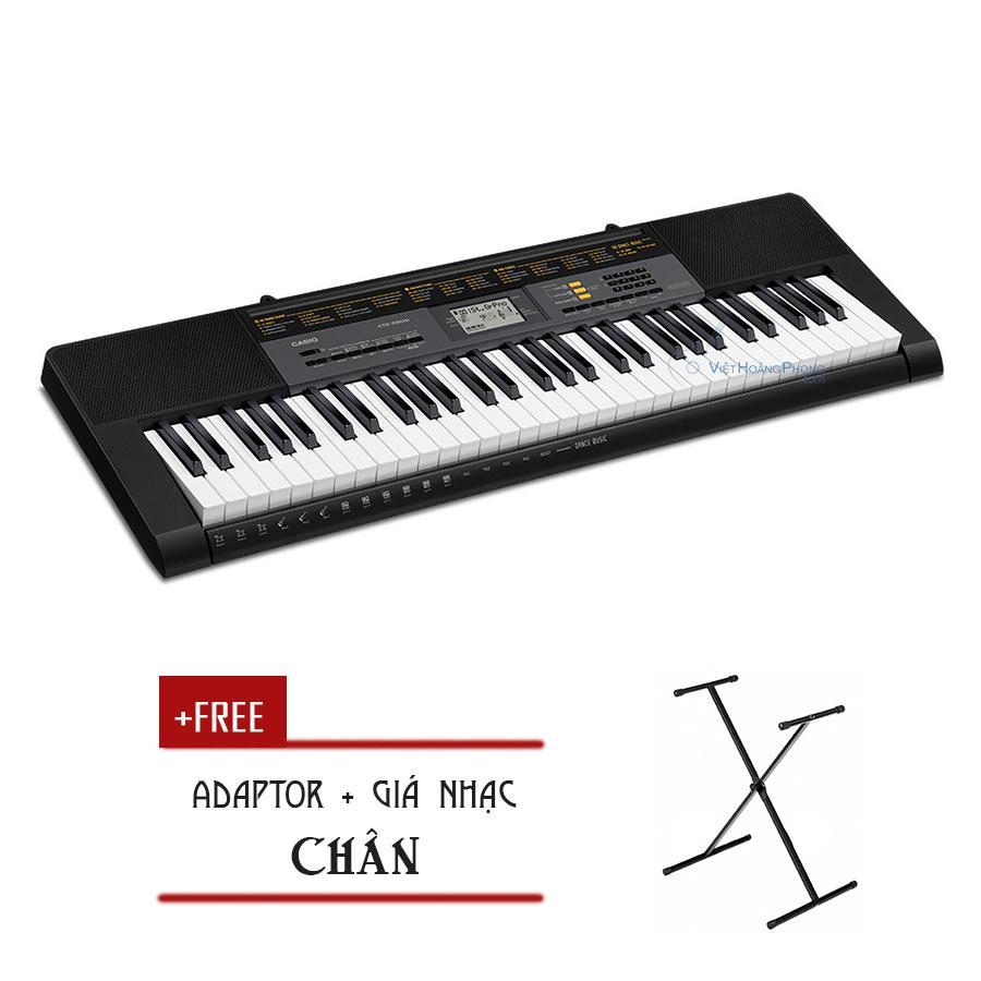 Đàn Organ Casio CTK2500 tặng Chân + Cable Chordana ( CTK-2500 ) - HappyLive Shop