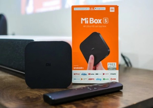 Bảng giá Tivi Box Xiaomi Mibox S 4K Global Quốc Tế (Android 8.1)