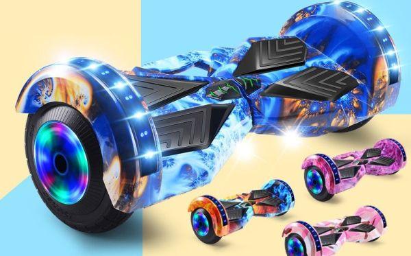 Mua xe điện tự cân bằng 8inch - HÀNG CAO CẤP - CÓ VIDEO - blutooth, có loa, đèn led BÁN TẠI Q7 HCM