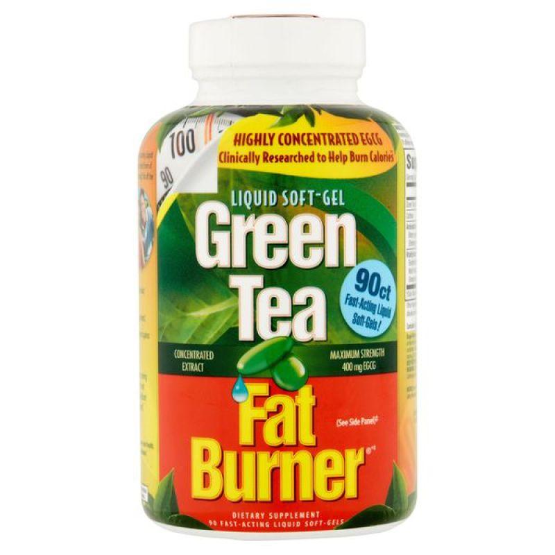 VIÊN UỐNG GIẢM CÂN TRÀ XANH MỸ GREEN TEA FAT BURNER (200 VIÊN) cao cấp