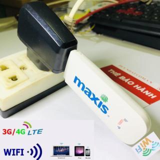 usb phát sóng wifi di động bằng sim 3G 4G LTE (dùng trên xe hơi) thumbnail