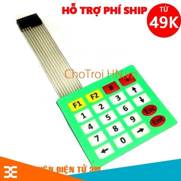 Bảng giá Ban Phim Ma Tran Keypad 4x5 SMD