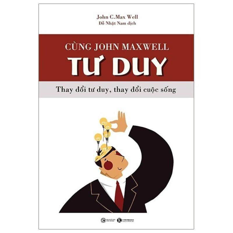 Sách - Cùng John Maxwell Tư Duy