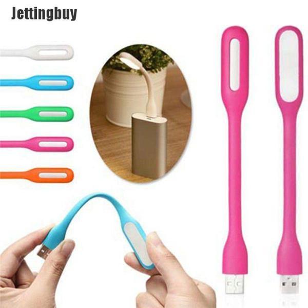 Bảng giá Jettingbuy Đèn LED Mini USB Linh Hoạt Cho Máy Tính Xách Tay Máy Tính Xách Tay PC Đọc Sáng Phong Vũ