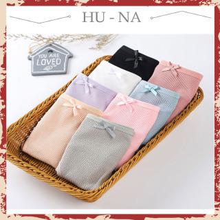 Quần lót nữ-Set 3-quần lót nữ cotton thông hơi hút ẩmNH02-Hu-Na thumbnail