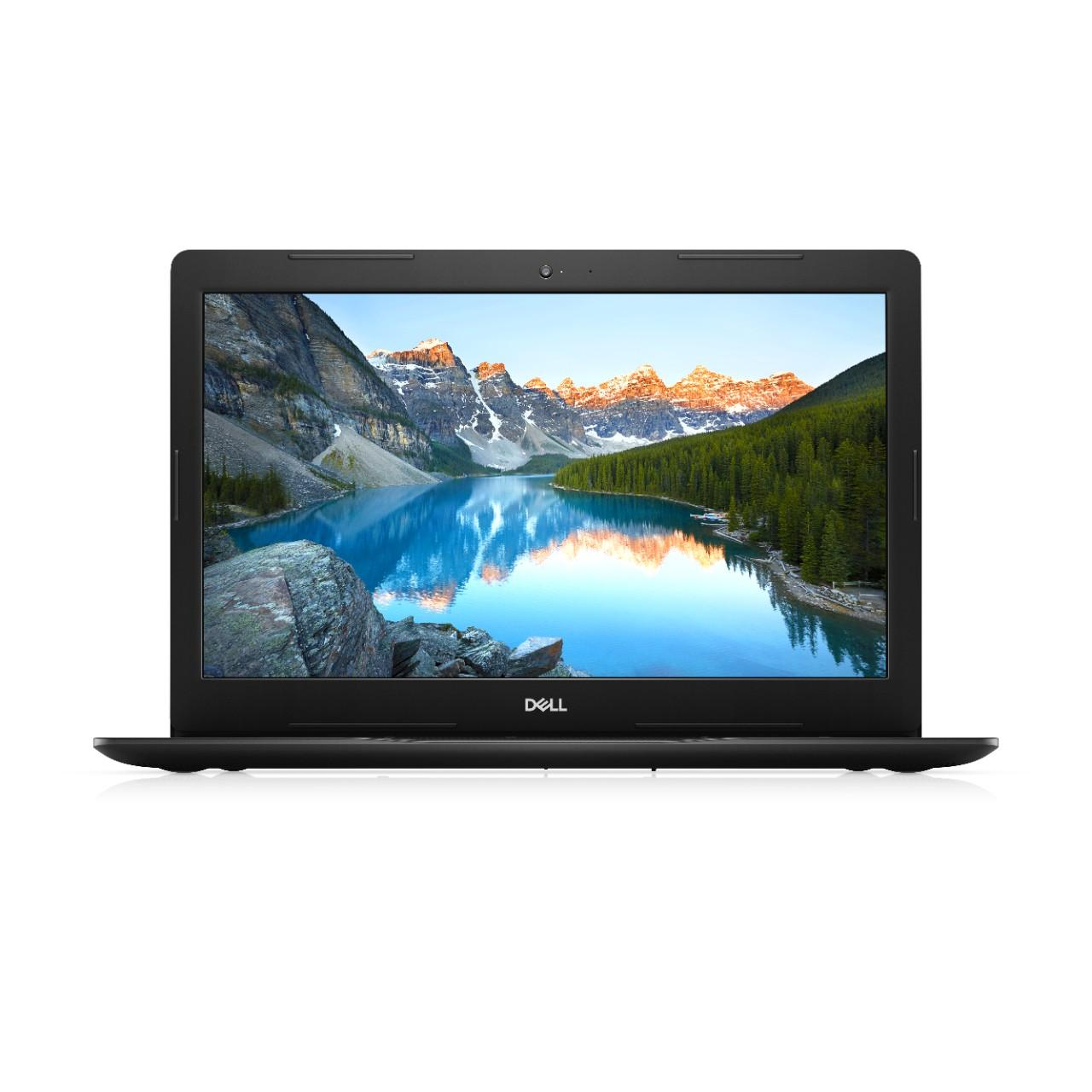 "Laptop Dell Inspiron 3580 (Intel Core i5-8265U (1.60 GHz/6 MB)/4GB RAM/1TB HDD/DVDRW/2GB AMD Radeon/15.6"" FHD/WL+BT/Win 10 Home/Black/15M) - Hàng Chính Hãng"
