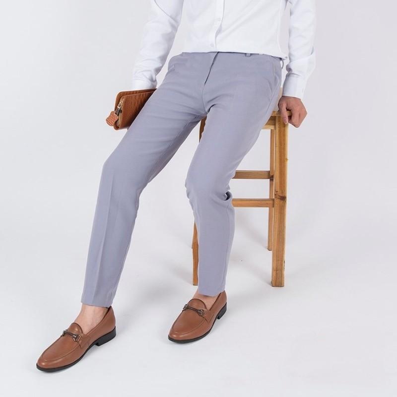 Quần tây nam vải co giãn ống côn ĐẲNG CẤP thời trang nam