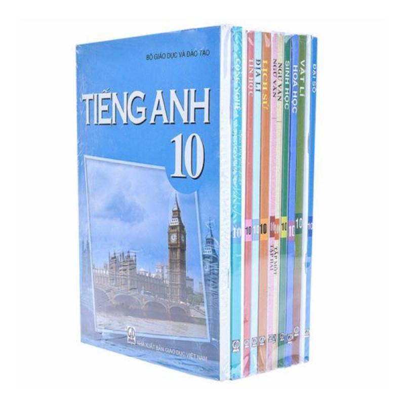 Mua Bộ Sách Giáo Khoa Bài Học Lớp 10 (Ban Chuẩn) (14 Quyển) - 2010205270618