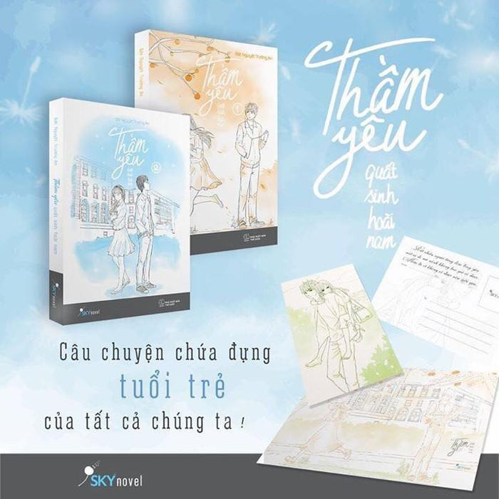 Mua Thầm Yêu Quất Sinh Hoài Nam - Tập 2 + Tặng Kèm Bookmark