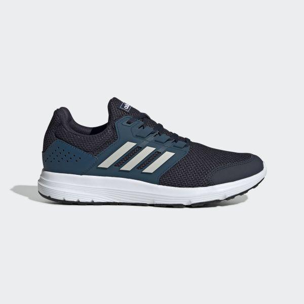 adidas RUNNING Giày Galaxy 4 Nam Màu xanh dương EG8377