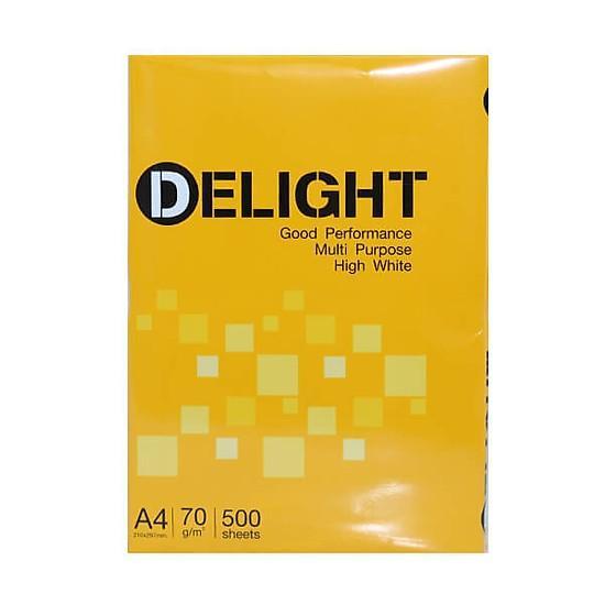 Mua GIẤY DELIGHT 70 A4 ( Đủ 500 tờ)