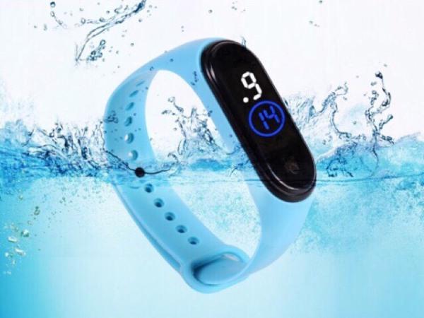 Nơi bán Đồng hồ unisex thể thao Ulzzang sport đèn led chống nước cực tốt mẫu mới hot