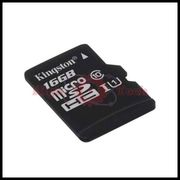 Thẻ nhớ micro SDHC Kingston 16GB class 10