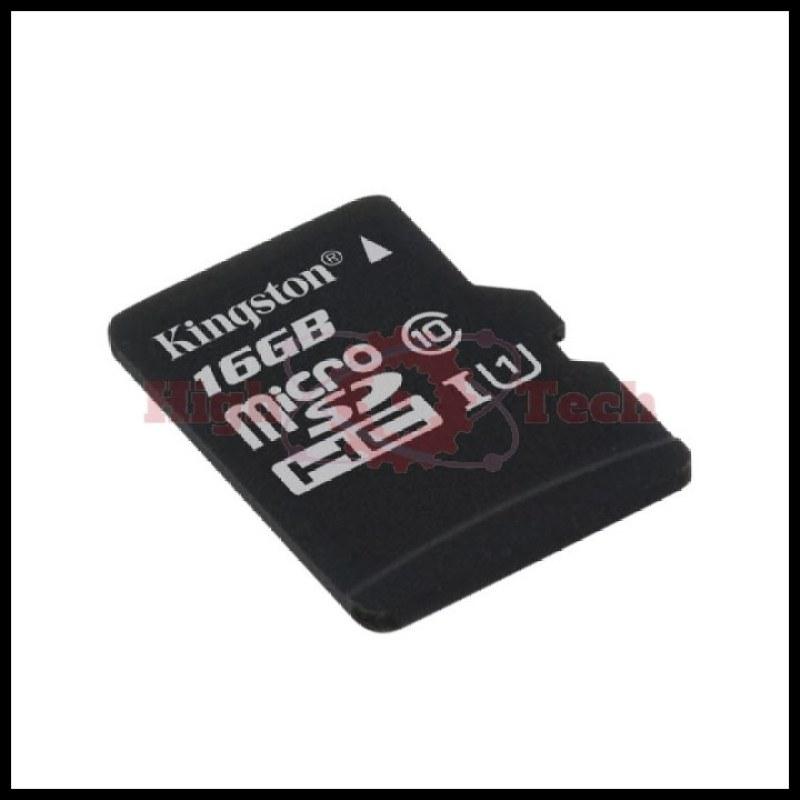 Thẻ nhớ micro SDHC Kingston 16GB class 10