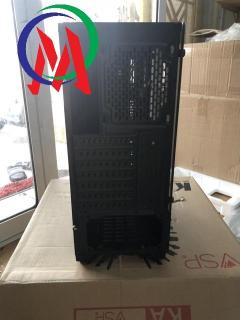 [Giá rẻ dủy diệt] Vỏ case máy tính VSP KA-180 đen LED RGB-Kính Cường Lực thumbnail
