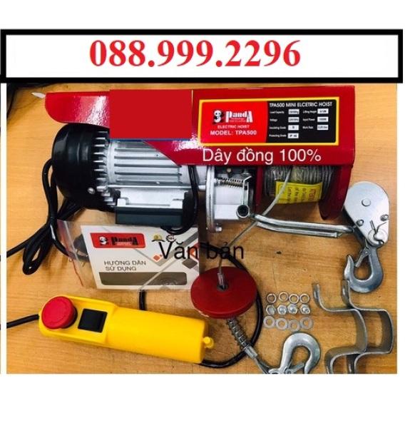 máy tời - máy tời điện - máy tời treo - rùa tời điện
