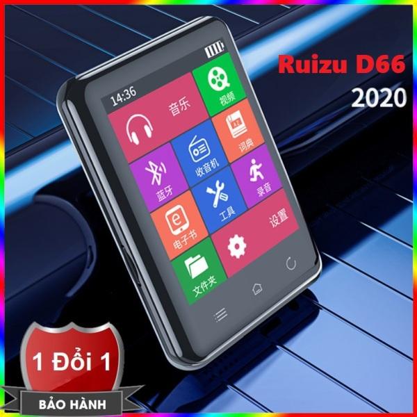 Máy nghe nhạc và xem phim Ruizu D66 màn hình 2.8inch hỗ trợ BLuetooth 5.0 bộ nhớ trong 16G - Máy nghe nhạc Mp3/Mp4 Ruizu D66