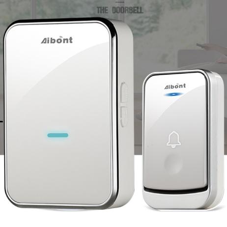 Giá Chuông cửa không dây AIBONT tiện lợi và sang trọng, kích thước nhỏ gọn phù hợp mọi không gian, tặng kèm PIN có thời gian sử dụng hơn 3 năm