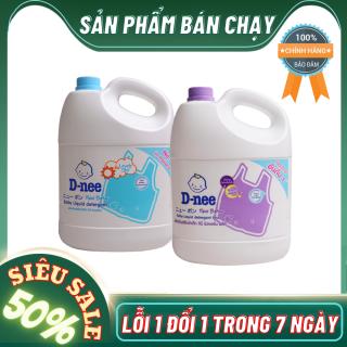 Nước giặt xả Dnee Thái Lan 3000ml - CHÍNH HÃNG thumbnail