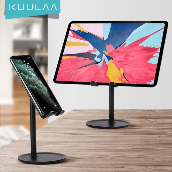 KUULAA giá đỡ điện thoại iPhone iPad Air Điện Thoại Thông Minh chất liệu bằng kim loại để đứng - INTL