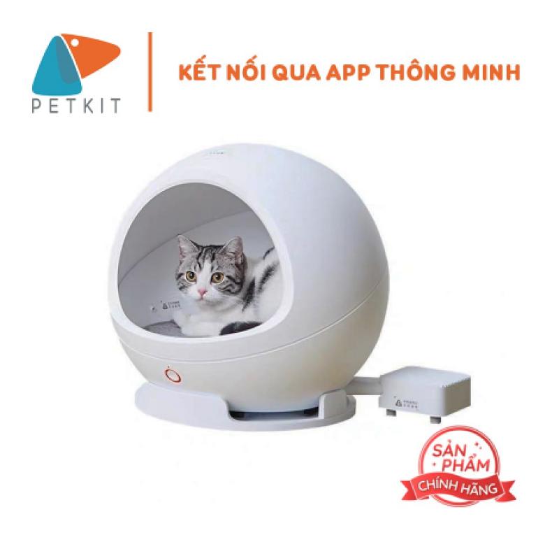 [CHÍNH HÃNG] Nhà điều hòa Petkit Cozy thông minh cho thú cưng điều khiển qua app
