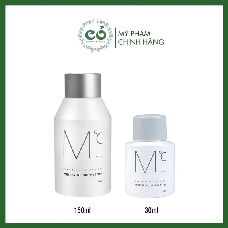 Lotion dưỡng trắng dành cho nam Mdoc Whitening Skin+Lotion