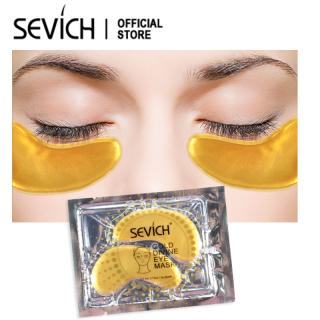 SEVICH 24K Golden Collagen EyeMask Gel Giảm Quầng Thâm Nếp Nhăn Mặt Nạ Mắt thumbnail